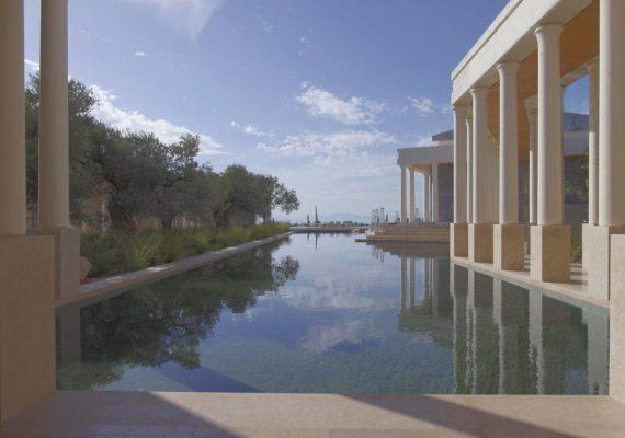 Отель Amanzoe (фото)