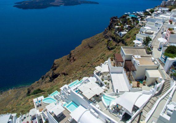 Отель Aqua Luxury Suites (фото)