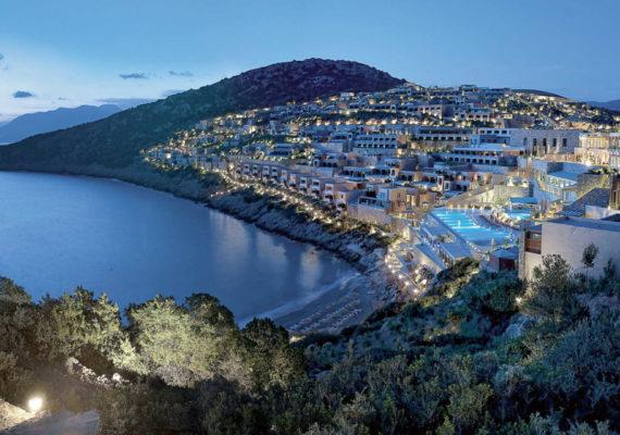 Отель Daios Cove Luxury Resort & Villas (фото)