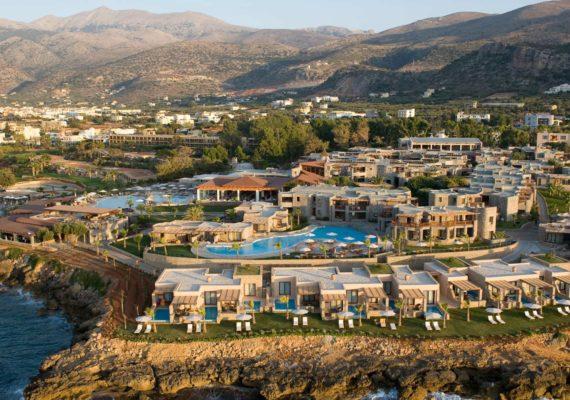 Отель Ikaros Beach Luxury Resort & SPA (фото)
