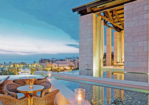 Отель Romanos a Luxury Collection Resort (фото)