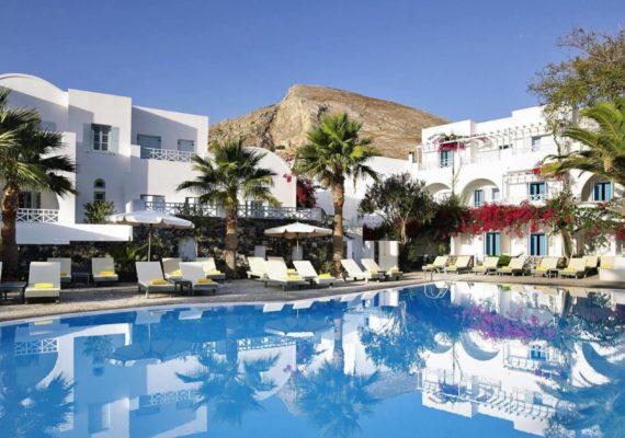 Отель Santorini Kastelli Resort (фото)
