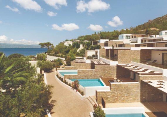 Wyndham Loutraki Poseidon Resort, Пелопоннес (фото)