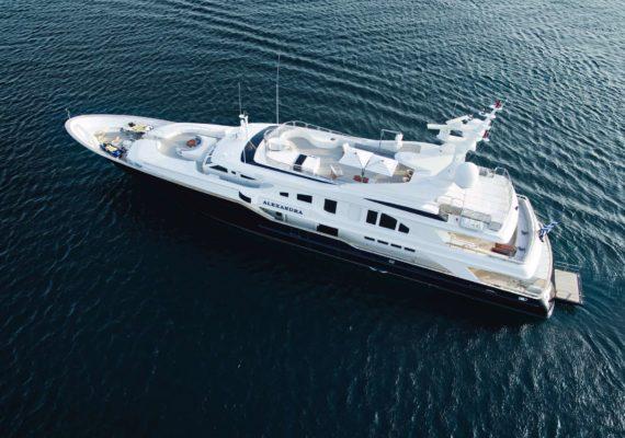 Архипелаг Киклады. Яхтенный тур (фото)