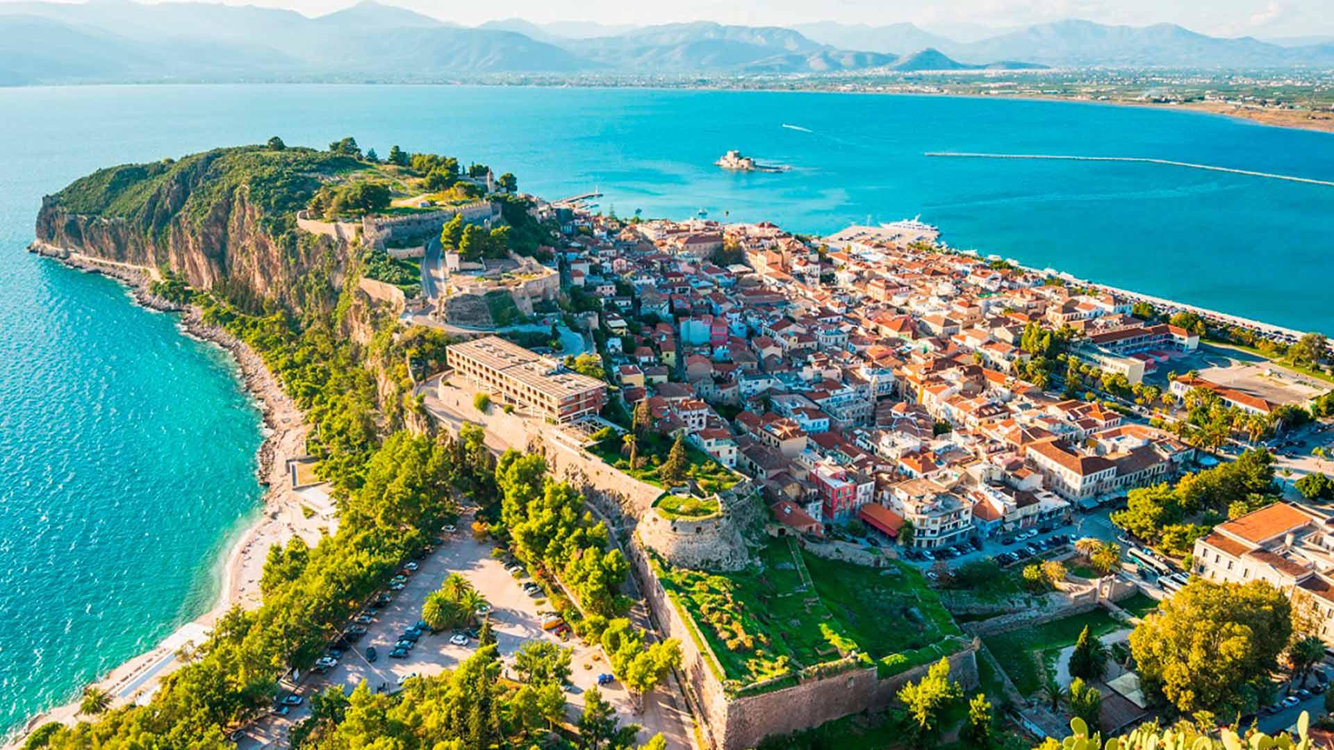 Пелопоннес где лучше отдохнуть дом в черногории недорого